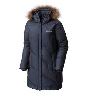 casaco-snow-eclipse-columbia-longo-feminino-plumas-cinza