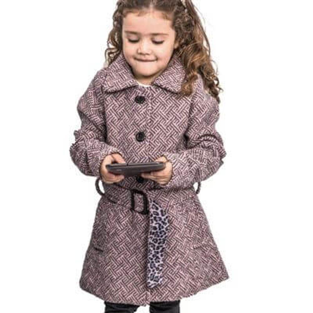 sobretudo-tweed-rosa-infantil