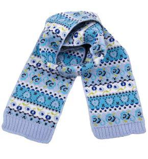 Cachecol-Bebe-Colorido-Azul