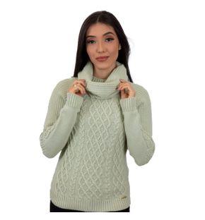 Blusa-Invernal-Gola-Trico-Verde-Frente