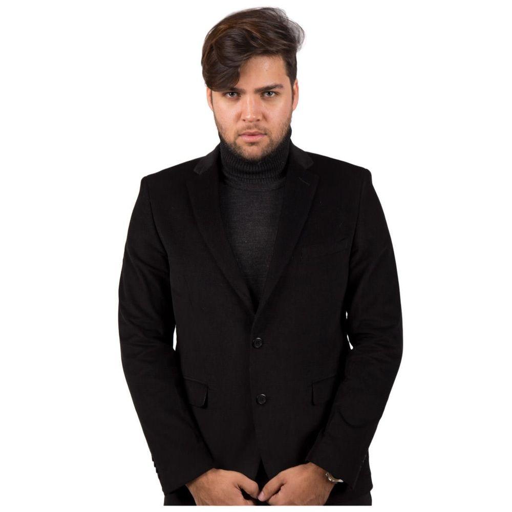 blazer-inverno-masculino-veludo-preto-elegante-frio-casual